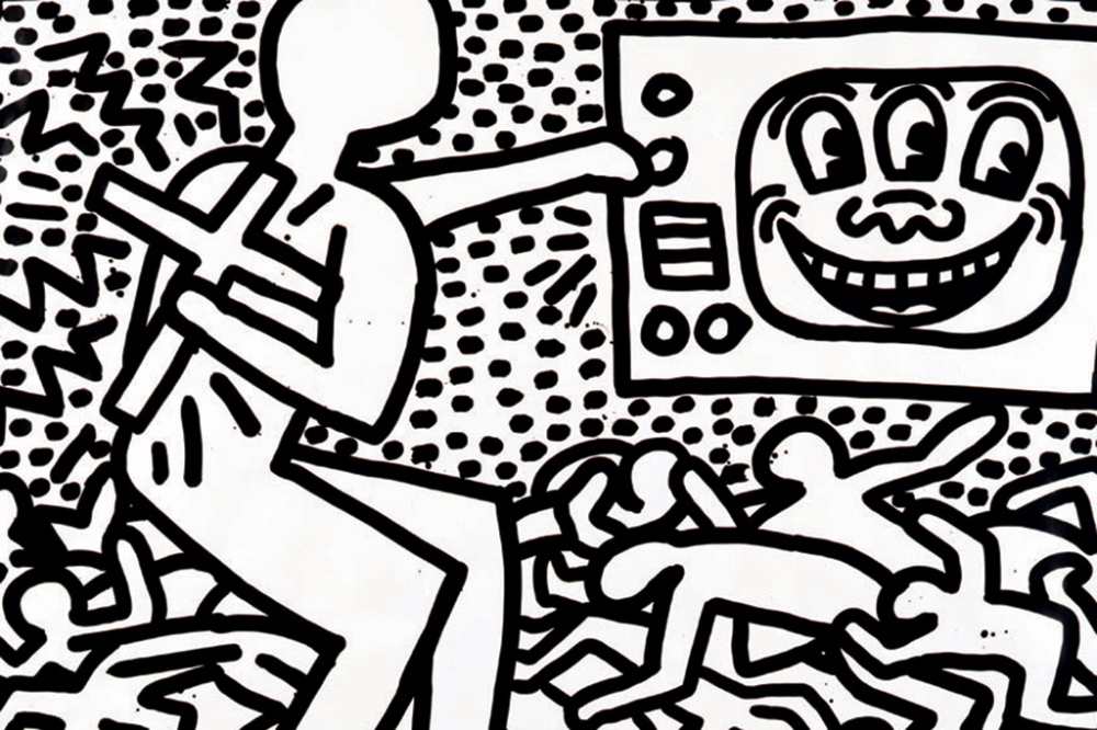 keith-haring-the-political-line-retrospective-exhibition-mam-paris-2