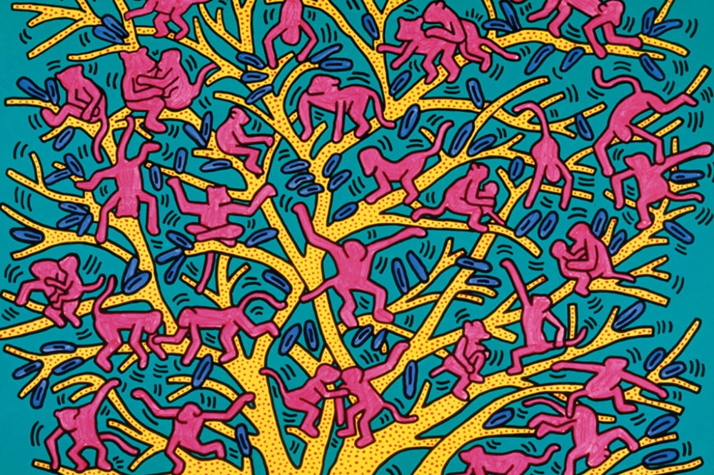 keith-haring-the-political-line-retrospective-exhibition-mam-paris-5