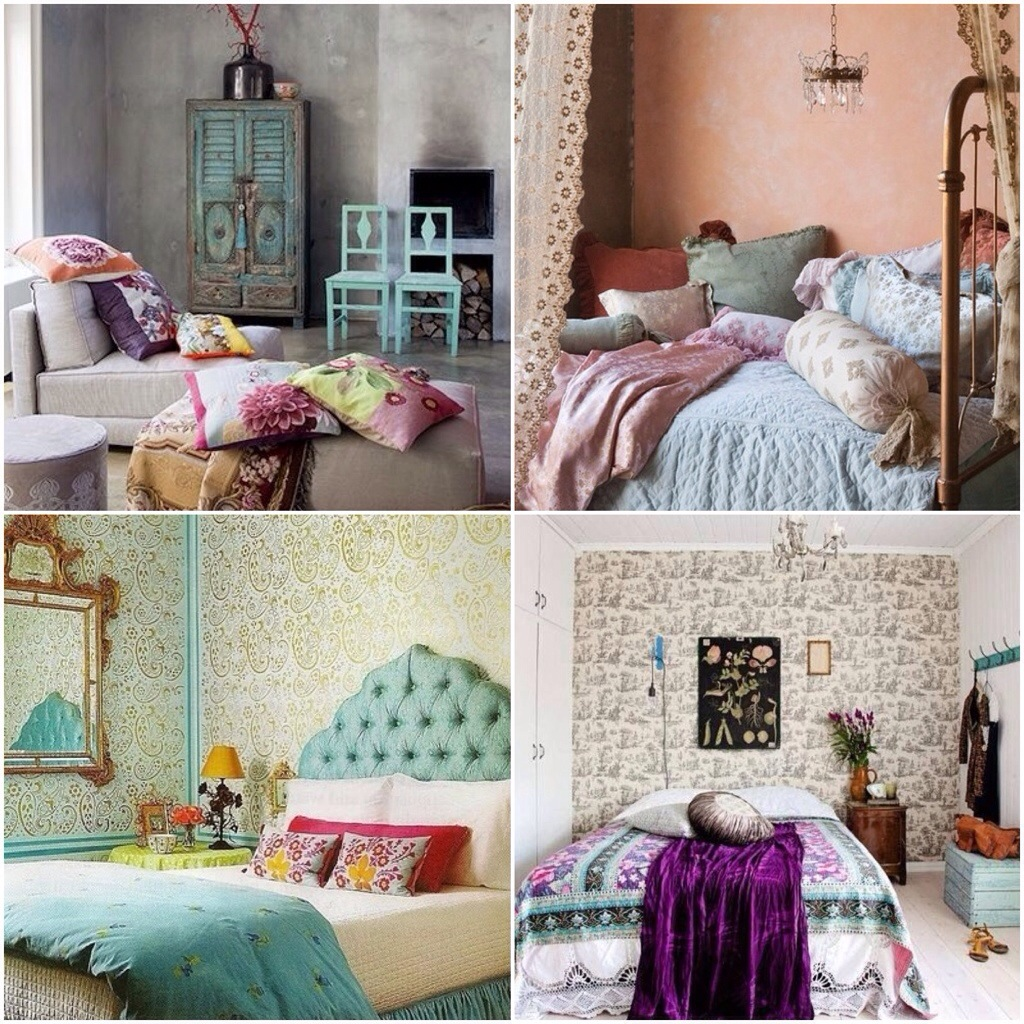 #Minty Interior Decor: Boho Chic