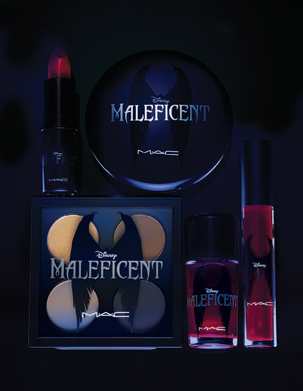 Maleficent-MAC-collection